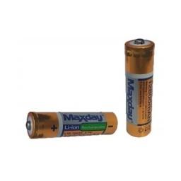 Bateria Alkalina Recargable Maxday 3.7 V