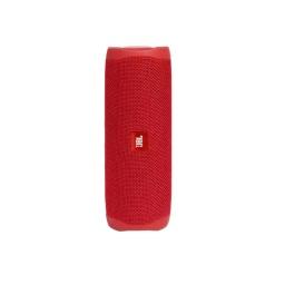 Parlante A Batería Jbl Flip 5 Rojo Con Estuche