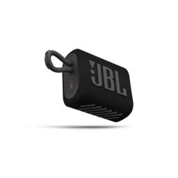 Parlante A Batería Jbl Go3 Black