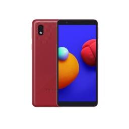 Celular Samsung A01 Core 16Gb / Rojo