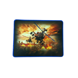 Mouse Pad Gaming K6 / Mod. Helicoptero