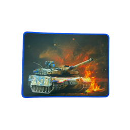 Mouse Pad Gaming K6 / Mod. Tanque