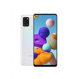 Celular Samsung A21S 64Gb Blanco