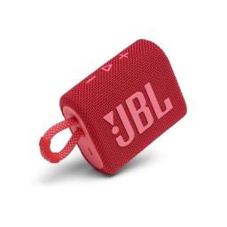 Parlante A Batería Jbl Go3 Rojo