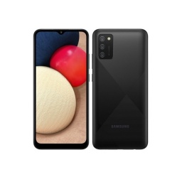Celular Samsung A02S Negro 64Gb