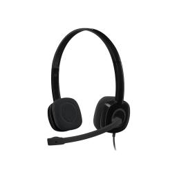 Auricular Vincha Con Microfono Logitech H151
