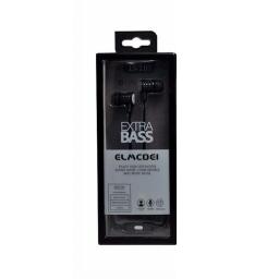 Auricular Inear Manos Libre Extra Bass Ev110 Negro