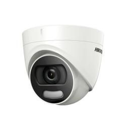 Camara Cctv 1080P/colorvu/dome/2Mp/ip67 Ds-2Ce72Dft - Hikvis