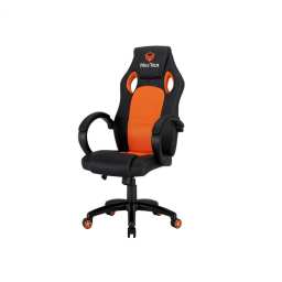 Silla Gamer A Gas Meetion Black/orange  Mt-Chr05