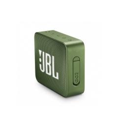 Parlante A Batería Jbl Go2 Verde