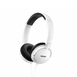 Auricular On Ear Philips C/mic. Shl5005 Blanco