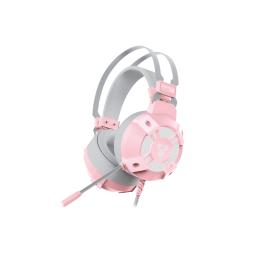 Auricular Vincha Gaming Captain 7.1 Fantech Hg11 Sakura Edit