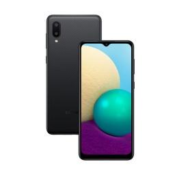 Celular Samsung A02 Negro 64Gb/3Gb