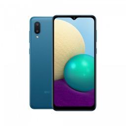 Celular Samsung A02 Azul 64Gb/3Gb