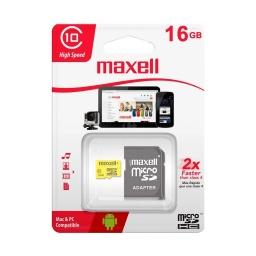 Memoria Micro Sd 16Gb Maxell