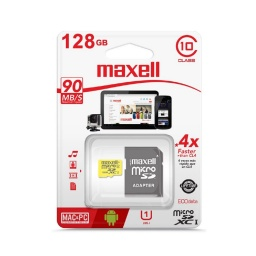 Memoria Micro Sd 128Gb Maxell
