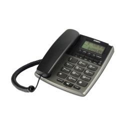 Telefono Mesa/pared Negro Con Captor Uniden As7402