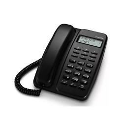 Telefono De Mesa Philips Crd150B/77 Negro