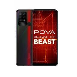 Celular Tecno Pova 128Gb/6Gb Dazzle Black