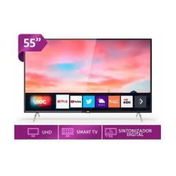 """Tv Smart 55"""" 4K Aoc / Mod.55U6295"""