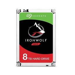 Disco Duro Interno Seagate Iron Wolf 8Tb