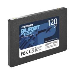 "Disco Solido Ssd Patriot Burst Elite 120Gb Sata 3 2.5"""