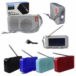 Radio Parlante T&g Portable Mod. 184 Gris