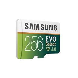 Memoria Micro Sd 256 Gb Samsung Evo 100 Mb/s