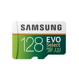 Memoria Micro Sd 128 Gb Samsung Evo 100 Mb/s
