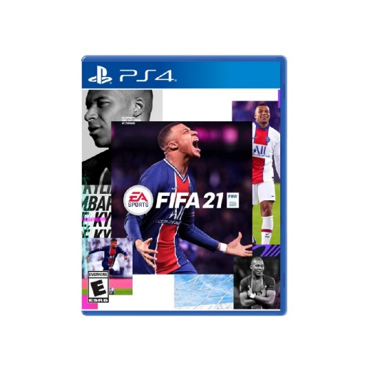 Juego P/ps4 - Fifa 21