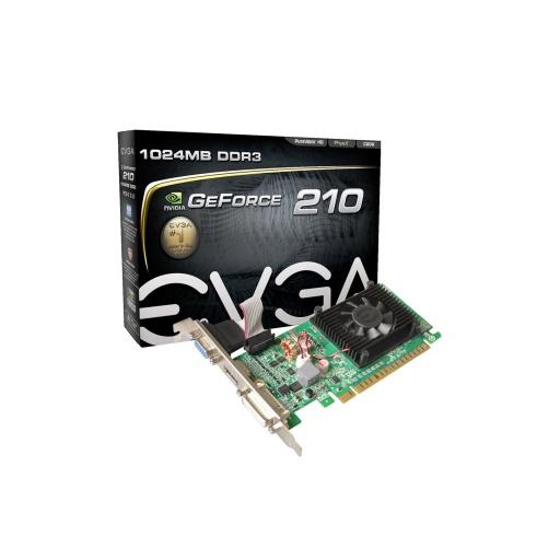 Tarjeta Grafica Nvidia Evga 210 - 1G Ddr3