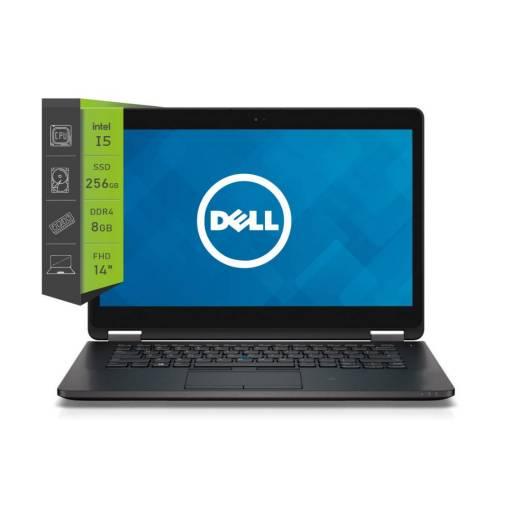 Notebook Refabricada Dell E7470 Core I5 6Ta/8 Gb/256 Gb