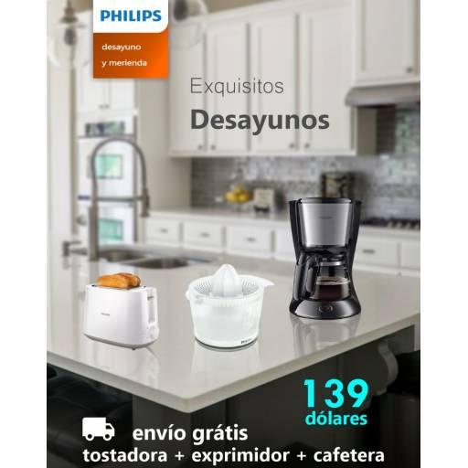 Combo Desayuno Philips