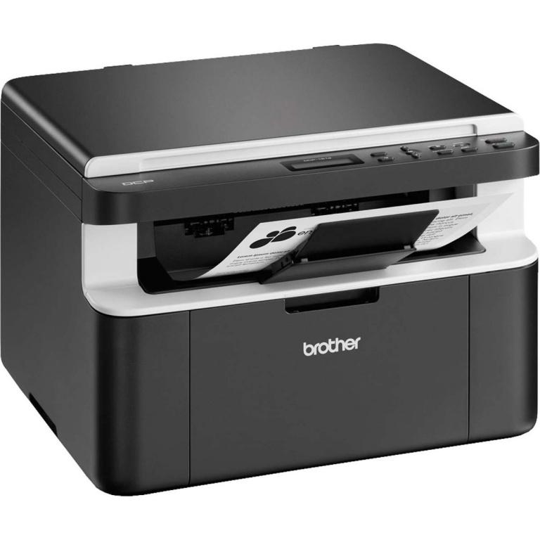 Impresora Multifuncion Brother Dcp-1617 Nw Laser Monocromáti