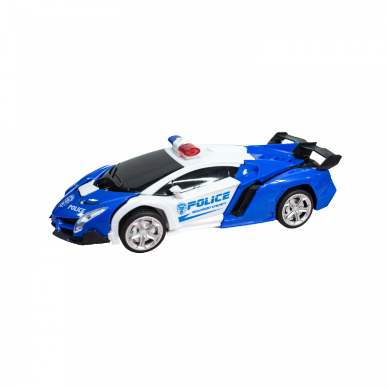 Auto Transformer A Control Remoto Policia