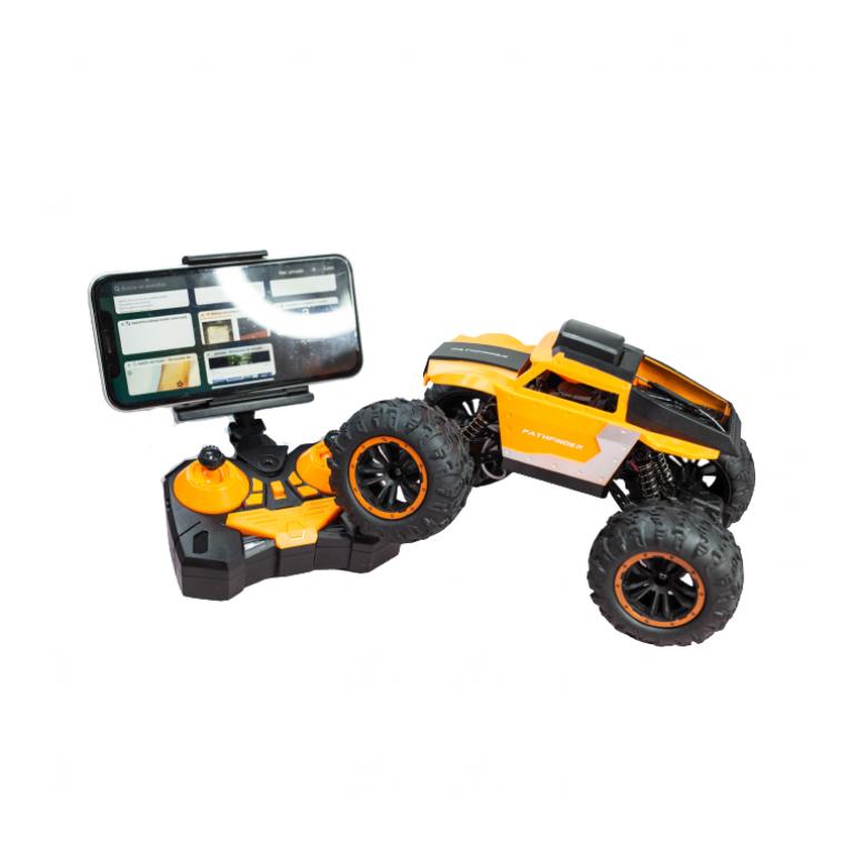 Vehiculo A Radio Control C/ Camara